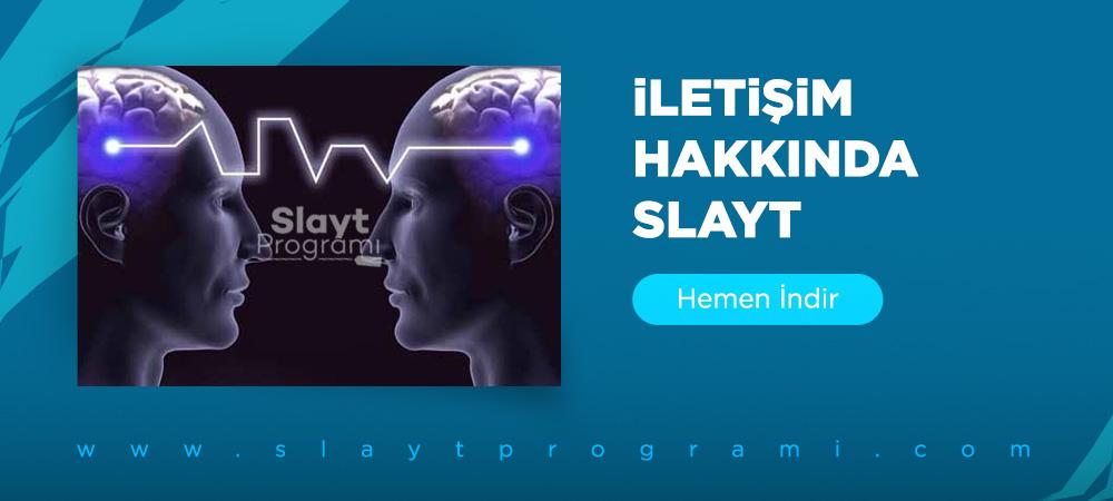 iletisim slayt slaytprogrami com