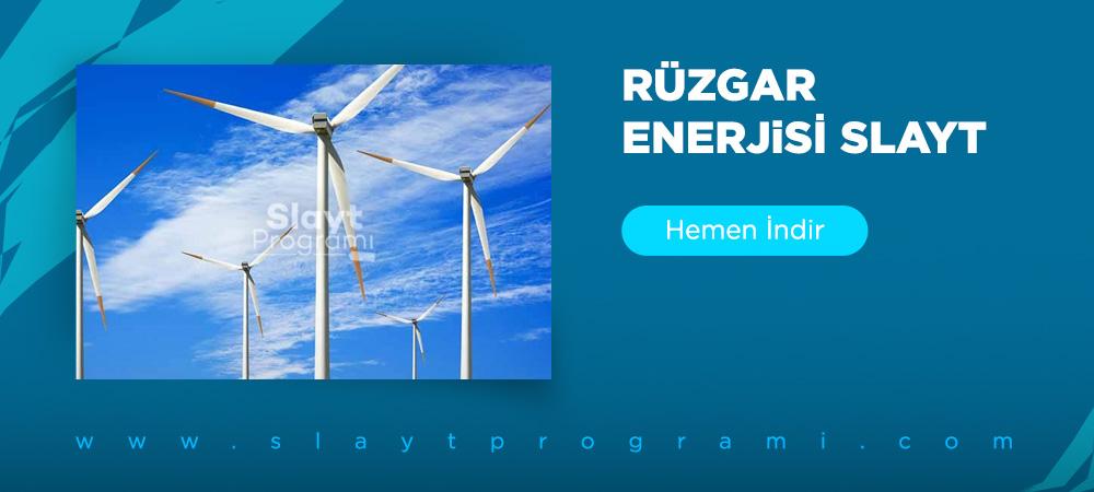 ruzgar enerjisi slayt slaytprogrami com