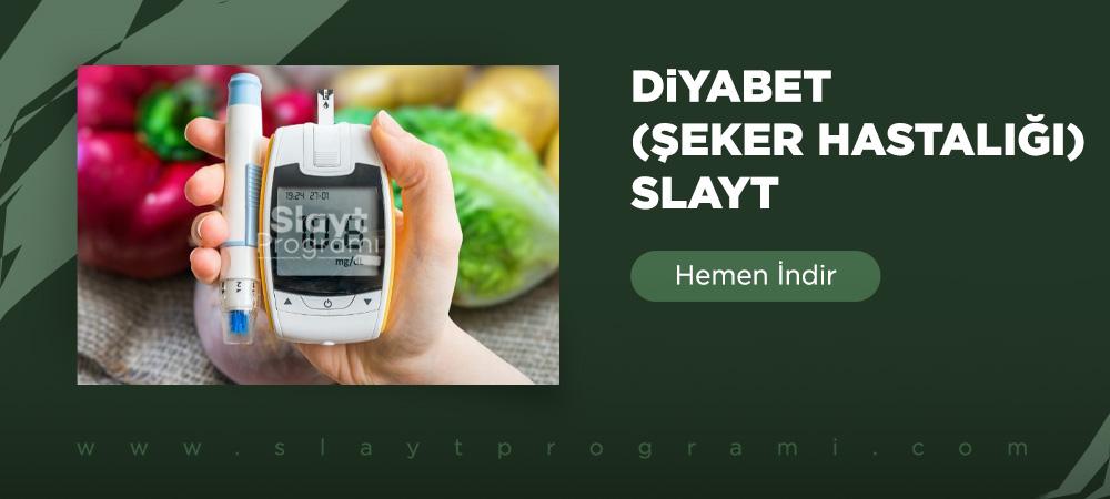 diyabet slayt slaytprogrami com